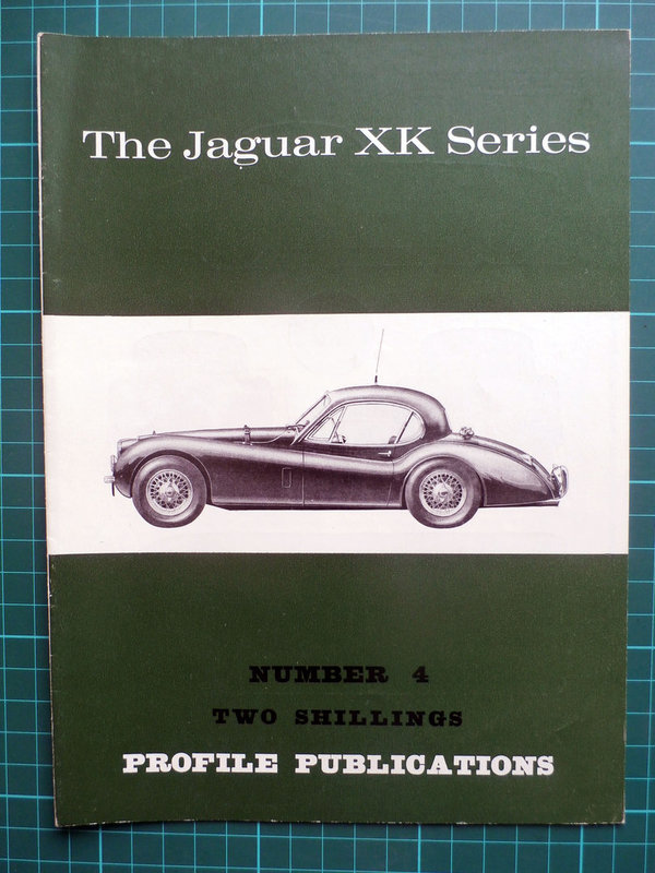 Jaguar XK Series - Profile Publications Issue 4